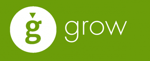 Grow, banner